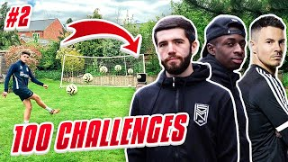 SIDEMEN & F2 CHALLENGED ME TO DO THIS... - Episode 2 // 100 Challenges in 100 Hours