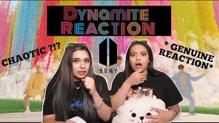 BTS (방탄소년단) 'Dynamite' Official MV REACTION !!! | *VERY LOUD*