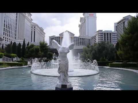 Caesars Palace Hotel - Las Vegas (Lobby, Pool, Casino, Buffet ...)