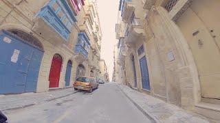 cycling in malta exploring valletta