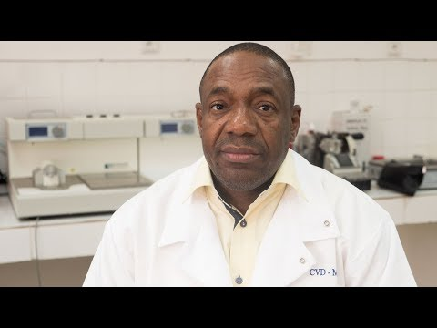 2017 Roux Prize Recipient: Dr. Samba Sow