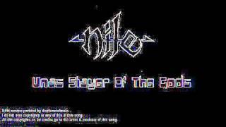 Nile - Unas Slayer Of The Gods 8-Bit