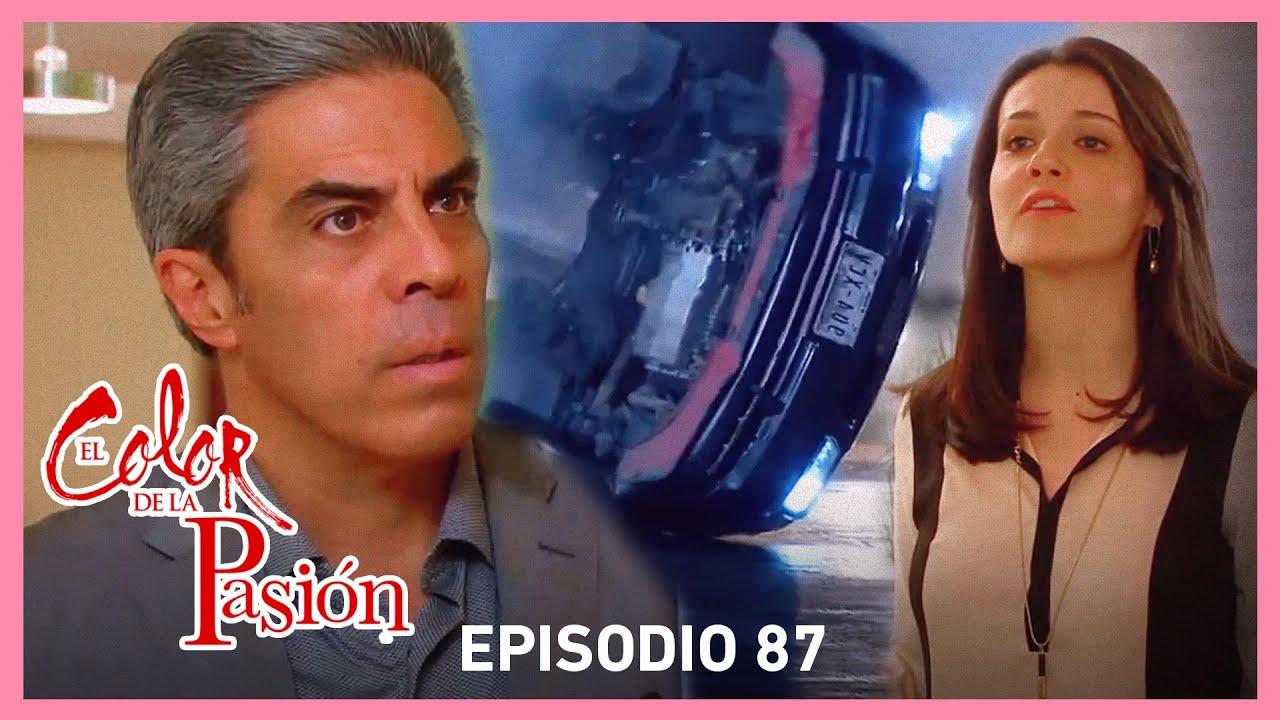 Download El color de la pasión: Daniela descubre los planes de Ricardo | C-87 | Tlnovelas