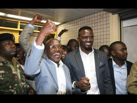 IEBC was wrong on the question of MacDonald Mariga\'s candidature. Here is why!   Dr. Otiende Amollo