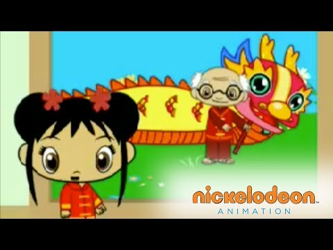 """Happy Chinese New Year!"" Clip | Ni Hao, Kai-Lan | Nick Animation"