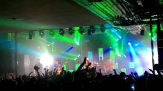 August Burns Red - Back Burner  (Messengers 10 Year Anniv Tour, ATL)