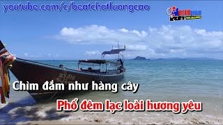 Karaoke LK Nh?c S?ng Thanh Ngan Vol7 Full HD - B?n D?p