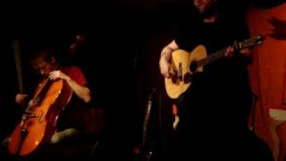 "Mike Doughty  ""Tremendous Brunettes""  at The Grey Eagle - 10.25.09"