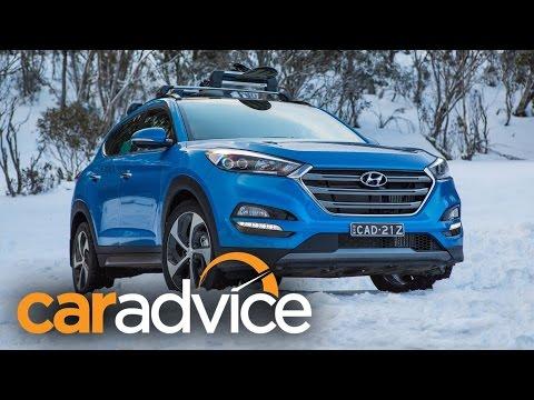 2016 Hyundai Tucson Review Australian Launch