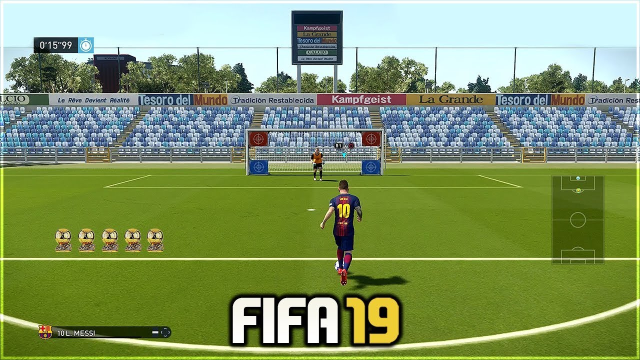 5 NEW FEATURES THAT SHOULD BE ON FIFA 19 - YouTube
