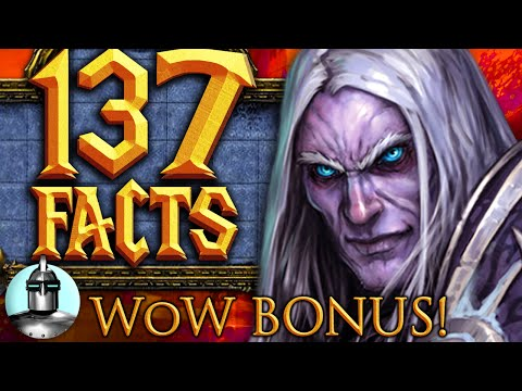 137 World of Warcraft Facts YOU Should KNOW - BONUS Edition!! | The Leaderboard
