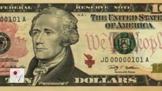 """Hamilton"" musical creator may have helped keep Alexander Hamilton on $10 bill"