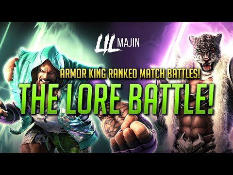 armor-king-vs-craig-marduk!-ranked-lore-battle!