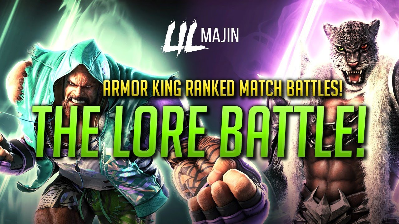 Armor King Vs Craig Marduk Ranked Lore Battle Youtube