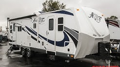 2017 Northwood Arctic Fox 25 Y Travel Trailer Video Tour • Guaranty.com
