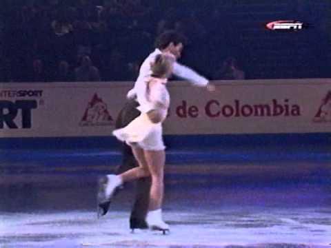 Berezhnaya & Sikharulidze 1999 Worlds Gala Impossible Dream
