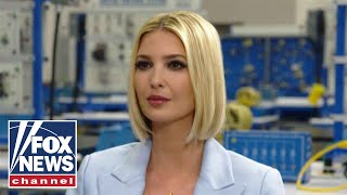 Ivanka Trump goes one-on-one with Steve Hilton