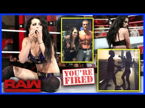 WWE BREAKING NEWS: WWE IS DONE WITH PAIGE (WWE PAIGE UPDATE)