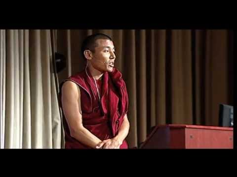 Science and spirituality: Ngawang Norbu at TEDxEmory 2012