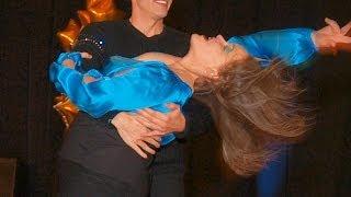 Josh & Katherine at Capital Swing  - Walk Like an Egyptian (2011)