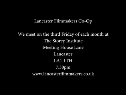 Lancaster Filmmakers Co Op on Beyond Radio