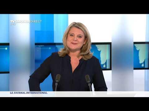 Le journal international - L'actualité internationale du samedi 3 avril 2021 - TV5MONDE