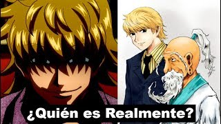 Los oscuros Secretos de PARISTON HILL - HUNTER X HUNTER