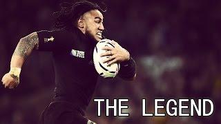 Ma'a Nonu - The Legend