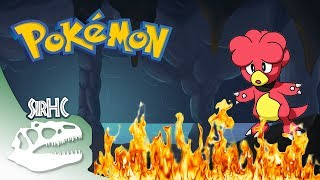 A VERY HOT CAVE!! :: DANISH ROBLOX Pokémon Brick Bronze:: #4