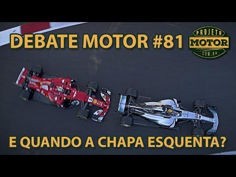 Debate Motor #81: treta entre pilotos é legal para a F1 ou mau exemplo?