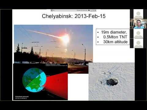 SAAO Colloquium 03 September 2020 - The ATLAS All-sky Survey for Dangerous Asteroids