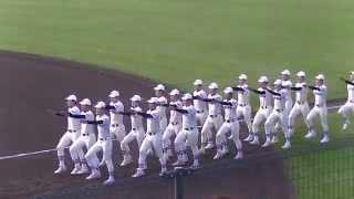 20151010 秋季東北地区高校野球大会 開会式 入場行進