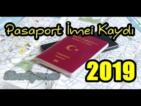 E-Devlet Cep Telefonu Pasaport ( İMEİ ) Kaydı Nasıl ...