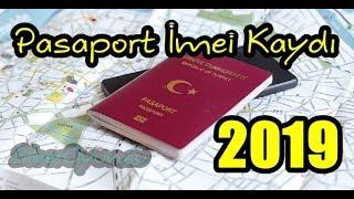 E-Devlet Cep Telefonu Pasaport ( İMEİ ) Kaydı Nasıl Yapılır 2019