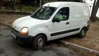 ᴴᴰ 2003 Renault Kangoo 1.5 DCI: Test Drive