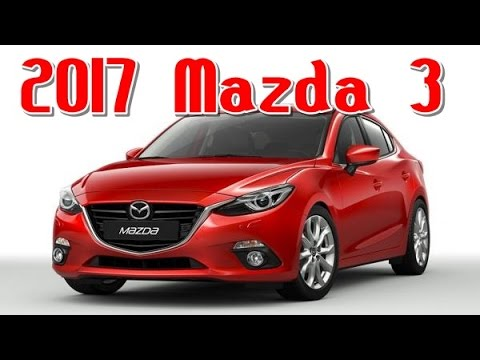 2017 mazda 3 facelift redesign interior and exterior youtube. Black Bedroom Furniture Sets. Home Design Ideas