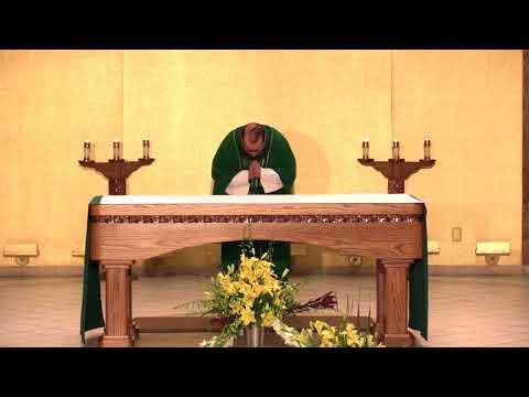 Catholic Mass for October 15, 2017: The Twenty-Eighth Sunday in Ordinary Time