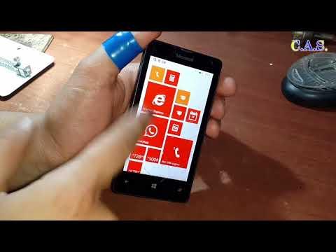 видео: nokia lumia 520  - не включается