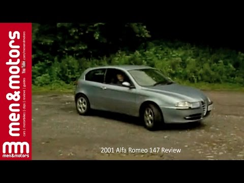 2001 Alfa Romeo 147 Review