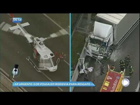 Rodovia Anhanguera (SP) é interditada após acidente grave