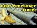 Fixing My Bent Propshaft  - Daihatsu Cuore Avanzato TR-XX R4 Project Episode 15