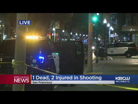 1 Dead In Quadruple-Shooting On Fillmore Street In San Francisco