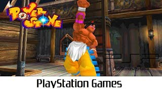 Power Stone in Power Stone Collection (Gameplay) PSP