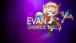 [Reboot] Evan OVERRIDE 5th Job Skill Showcase