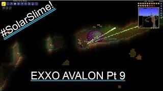 #SolarSlime - Exxo Avalon Terraria Mod Pt 9