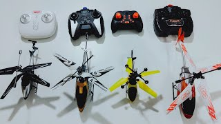 My Flying Toys Collection Part 2 – RC Helicopter Toy Collection – Chatpat toy tv