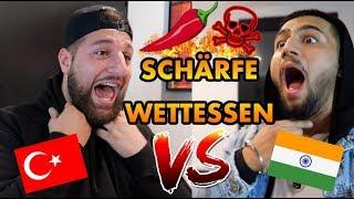 INDER VS. TÜRKE - EXTREM SCHARFES WETTESSEN !!