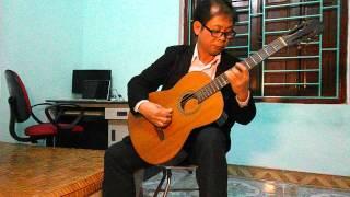 Guitar Thieu Huy Gian ma thuong