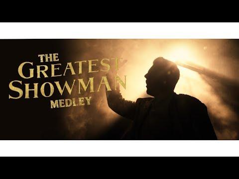 The Greatest Showman Mashup | Aaron Encinas