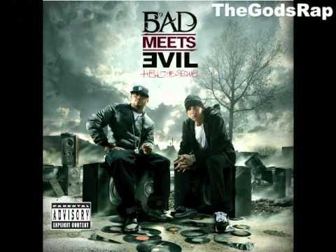 Bad meets evil mp3 download eminem.